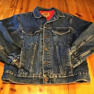 Gap Jean jacket with lining Denim Medium?